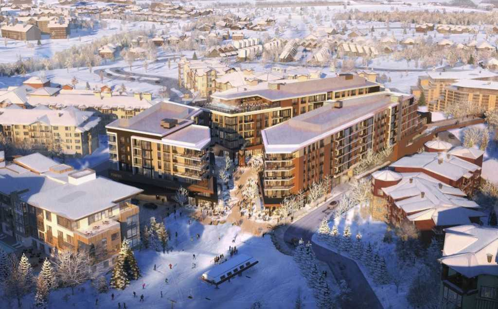 Pendry Park City Utah Real Estate for Sale