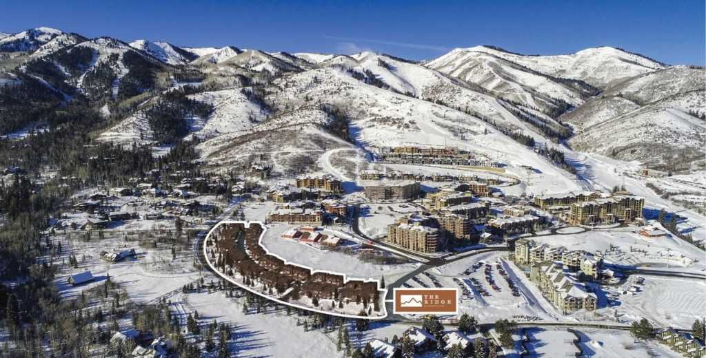 Ridge Townhomes for Sale Park City Utah