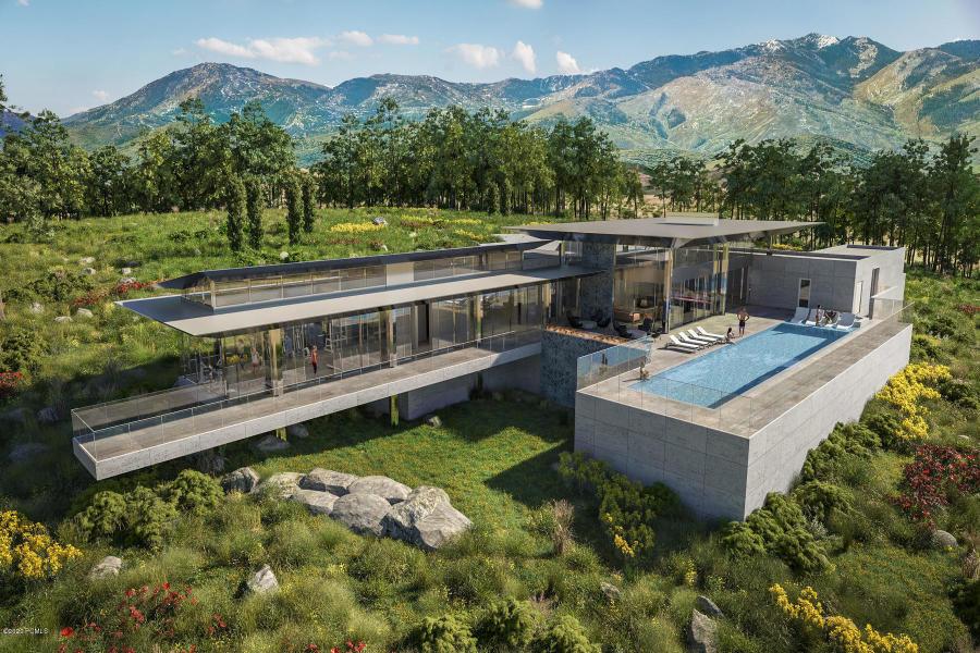 Homes for Sale at Pinnacle Promontory Utah