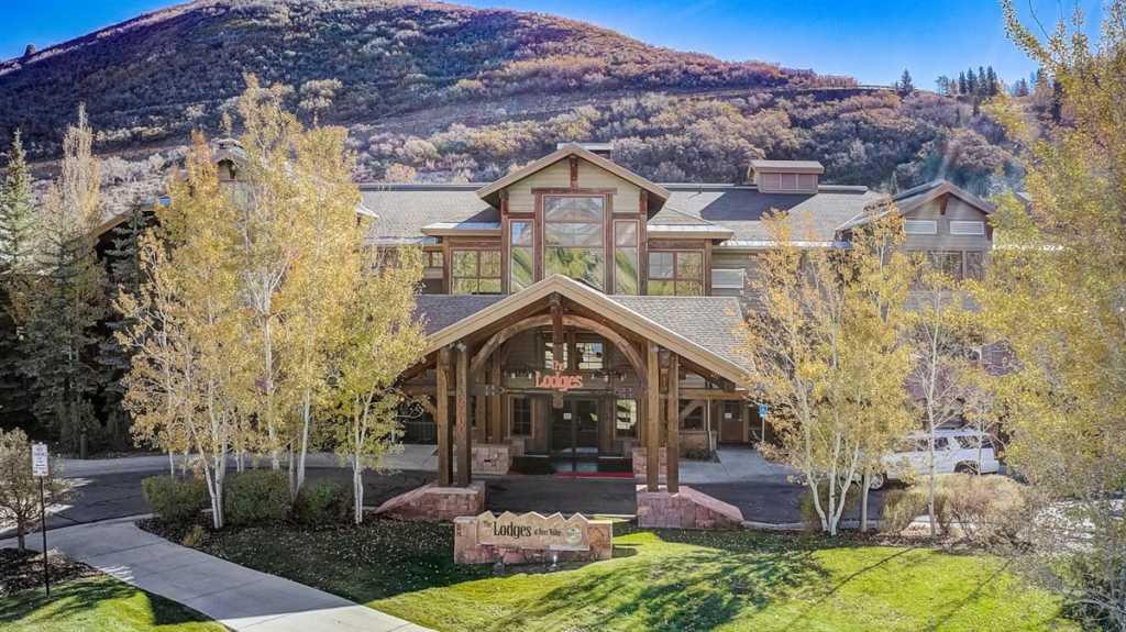 Lodges at Deer Valley Real Estate Park City Utah