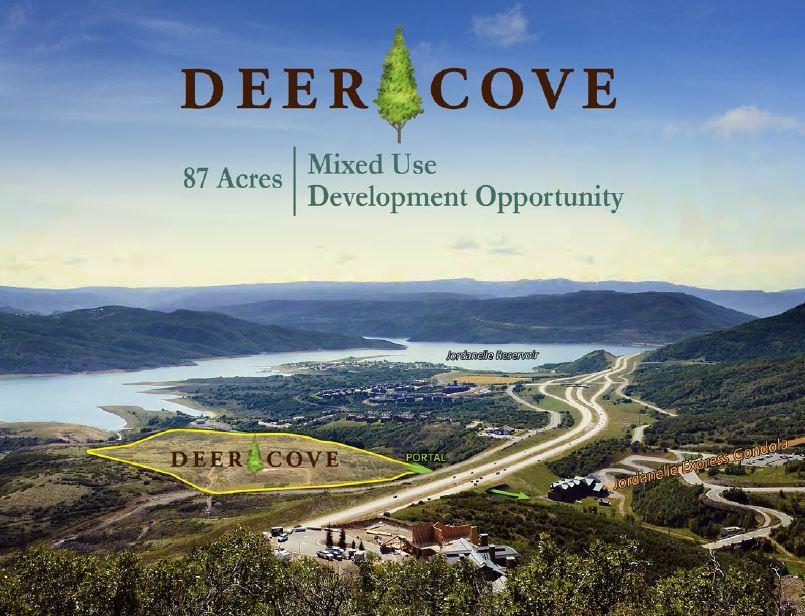 Jordanelle Masterplan I Deer Cove
