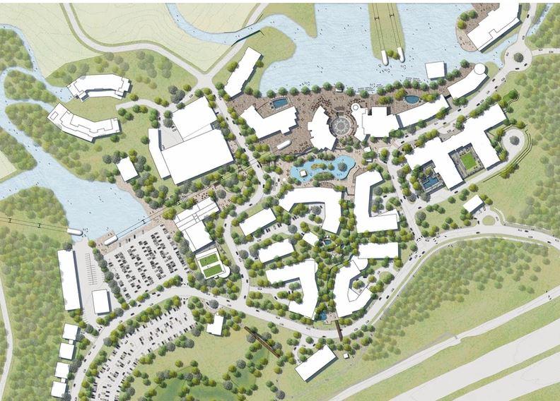 Mayflower Resort Park City Utah Master Plan