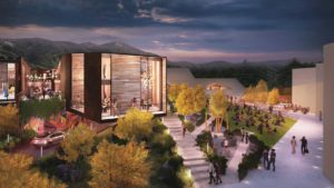 Park City Arts District - Renderings by City
