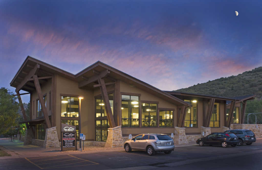 Silver Mountain Sports Club Prospector Park City Utah