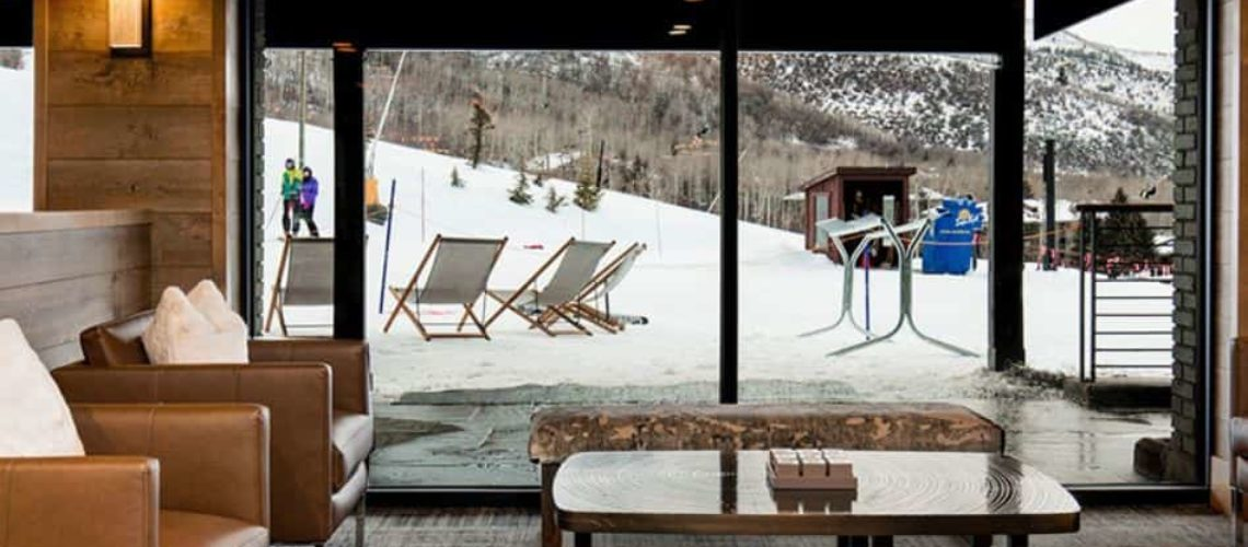 Promontory Real Estate Ski Lounge at Park City Mountain