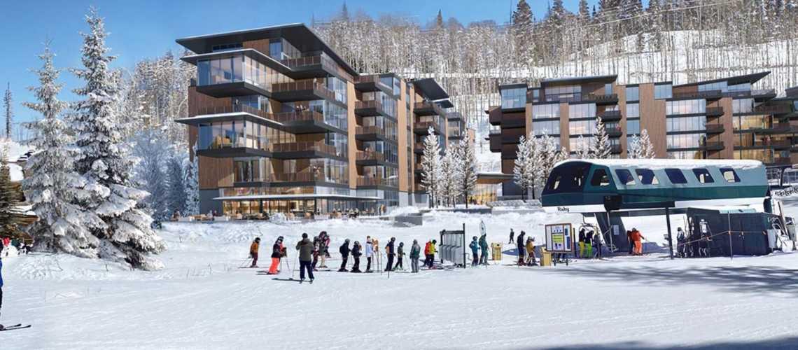 Sommet Blanc Deer Valley Condos for Sale