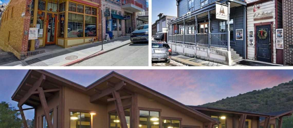 Commercial Properties Main Street Park City Utah for Sale