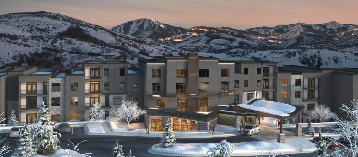 Black Rock Mountain Resort Condos for Sale Utah